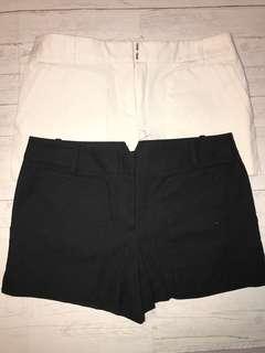 BCBG shorts size small
