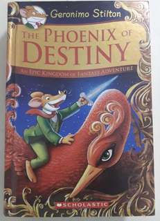 Geronimo Stilton - Phoenix of Destiny