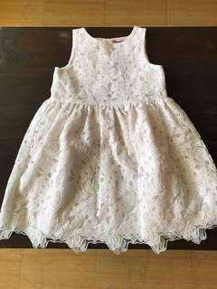 歐風典雅氣質蕾絲洋裝