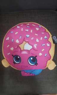 Shopkins plushie pillow