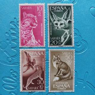 西班牙(前)殖民地 西屬撒哈拉