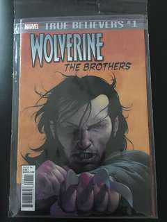 True believers - wolverine