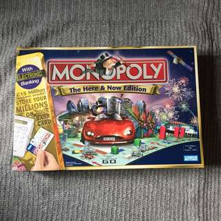 Monopoly (The Here & Now Edition)