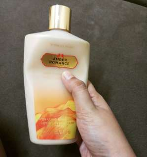 Original vs lotion