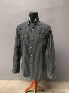 Kemeja Flannel Sugar Cane Edition