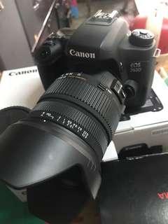 Canon 760D+sigma 17-70mm f2.8