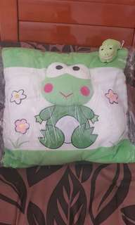 Frog Pillow ~ Collection