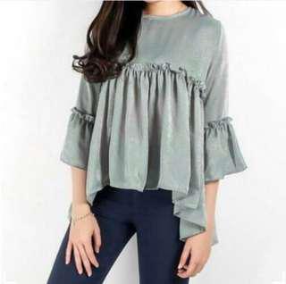 Babydoll tosca blouse