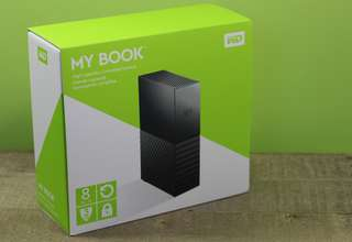 WD My Book 8TB External USB3.0
