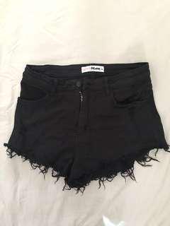 Supre Black Shorts