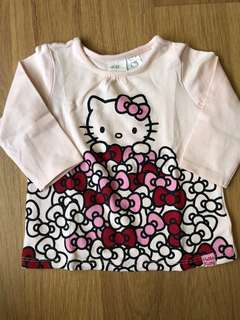 🚚 Hello kitty Top