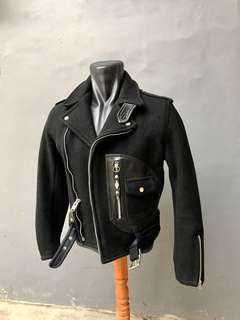 Jaket Schott Perfecto Made USA Leather Rare