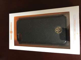 Tory Burch hardshell case for iPhone 7 -100% brand new n real