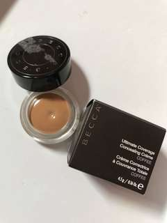 Becca ultimate coverage concealing Creme - coffee