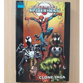 Ultimate Spider-man (Clone Saga)