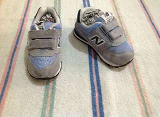New Balance preloved shoes