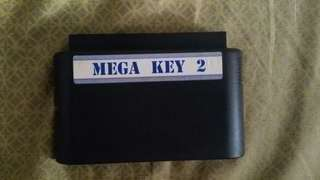 Sega Mega Drive Megakey 2 adapter