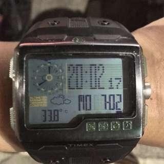 🚚 Timex ws4 天美時 最高規格 登山錶 七成新 使用未滿一年
