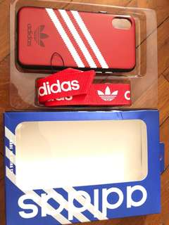 Adidas casing for iPhone X