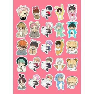 BTS cute sticker