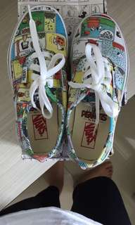 Vans Sneakers Limited Edition Snoopy