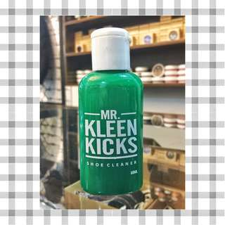 Mr. Kleen Kicks (Shoe Cleaner)