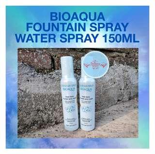 BIOAQUA FOUNTAIN SPRAY/WATER SPRAY 150ML
