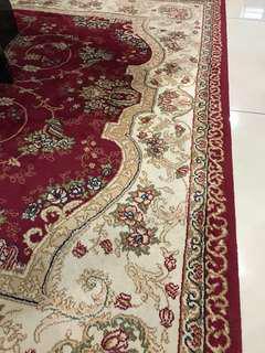 Ruby Red Carpet