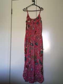Sportsgirl Size 12 Long Dress