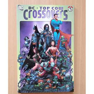 DC/Top Cow Crossovers