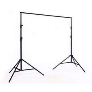 Rent: Backdrop Stand