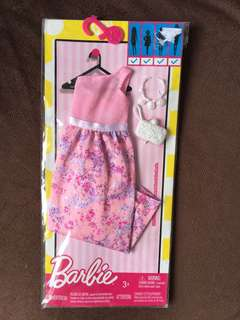 Barbie fashion pack Long gown