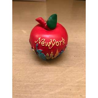 NYC Big Apple souvenir