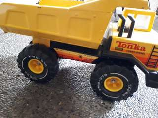 Tonka Turbo Diesel collectors item