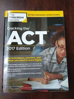 ACT - Princeton Review