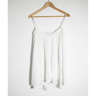 Tobi (USA) White Dress (Brand New Without Tags)