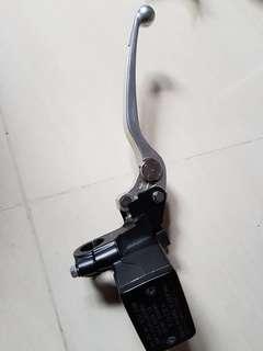 Suzuki Hayabusa Gen2 Clutch Master Pump Assembly