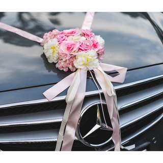 Wedding Car with Chauffeur Service