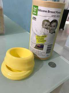 Haakaa Silicone Breast Milk Pump