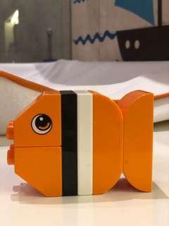 Original Lego Duplo Fish