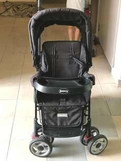 Joovy baby stroller