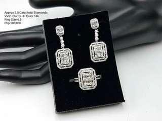 Flashback Sale Diamond Set
