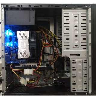 4代I5中階打機電腦組合