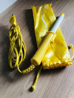 Portable curler, hair styler, travel size, Sunsilk