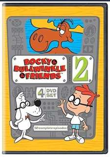 rocky & bullwinkle & friends season 2