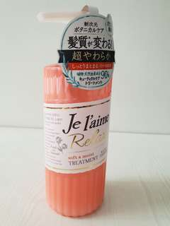 Je ĺaime Relax soft & moist Treatment