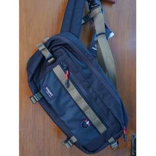 NEW tas selempang Bodypack Hammersmith 2.0 Threeway Bag Black