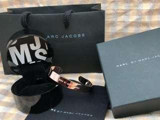 Marc By Marc Jacobs Rose Gold Bracelet