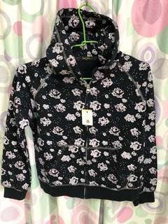Jacket floral by Something