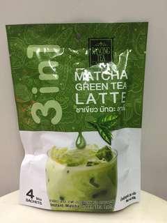 [泰國直送🇹🇭]Ranong Tea 3in1 抹茶拿鐵粉